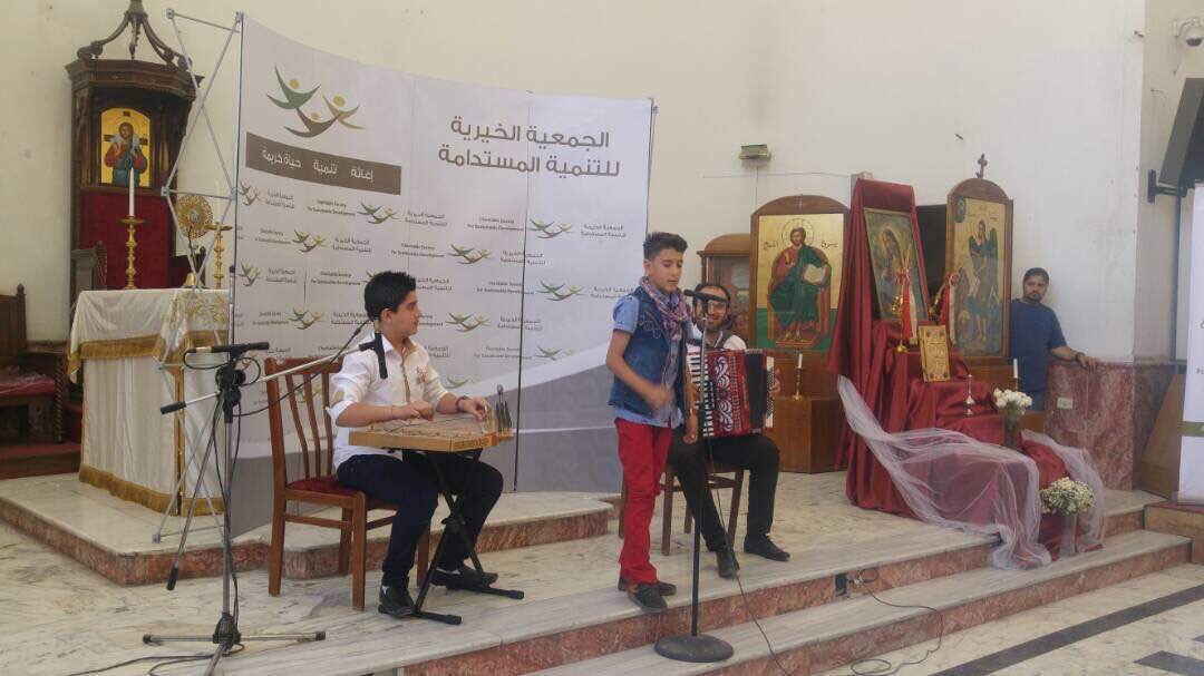 CFS: Omran Initiative in Rural Damascus