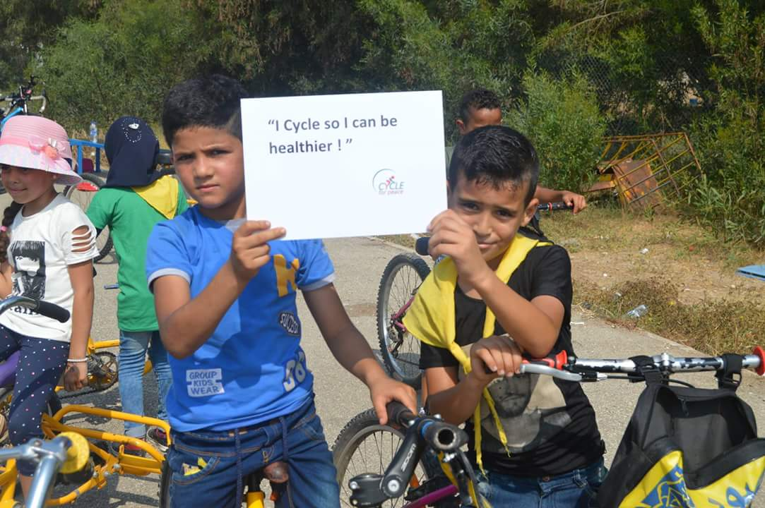 Cycle for Peace 2017