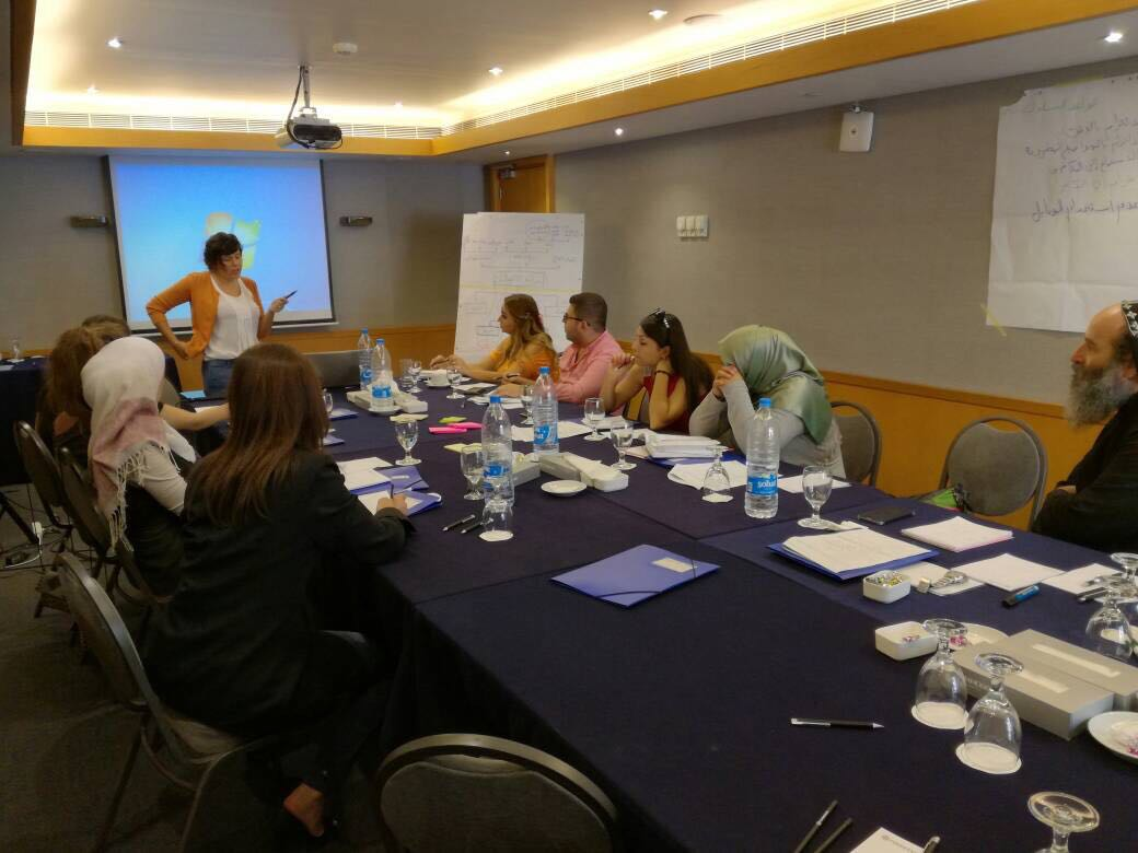 CFS: M&E training workshop