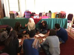 Workshop of Child Friendly Spaces