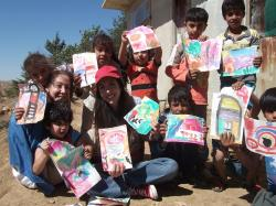 Syrian Leaders: Draw and Smile Initiative